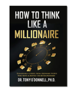 Radiant-Greens-Author-Tony-O-Donnell-How-to-Think-Like-A-Millionaire-Book