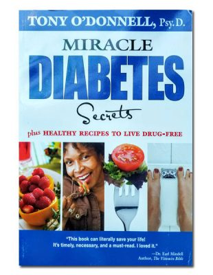 Radiant-Greens-Author-Tony-O-Donnell-Miracle-Diabetes-Secrets-Book-2