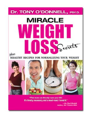 Radiant-Greens-Author-Tony-O-Donnell-Miracle-Weightloss-Secrets-Book
