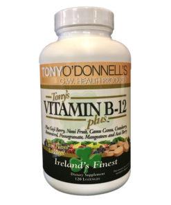 Radiant-Greens-Dr-Tony-ODonnell-Vitamin-B-12-Plus-Irelands-Finest