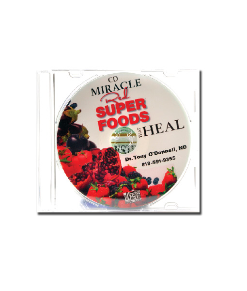 Radiant-Greens-Tony-O-Donnell-Miracle-Red-Super-Foods-That-Heal-CD